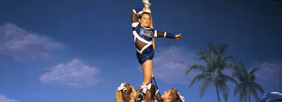 Spirit Athletics competitions